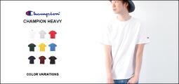 チャンピオンTシャツ tシャツ 半袖 メンズ 無地