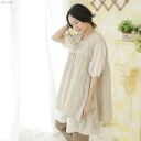 Sleeveless linen blouse fs3gm