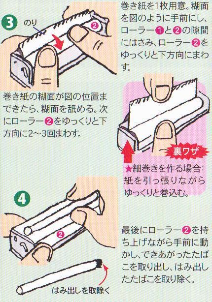 タバコの吸い殻を再利用する方法