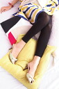High-quality thread use ten minutes length leggings (by 80 denier black )♪ 1,050 yen purchase, choice ♪ -Z) made in Japan
