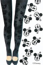 Minnie General! with purchase at select ♪ pattern tights pattern stockings trench Womens stirrup leggings ladies minnie mouse!-z fs2gm
