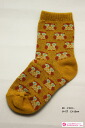 It is ♪ child kids socks ♪ -Z fs04gm by the owl pattern kids socks (13-15cm) ♪ 1,080 yen purchase, choice
