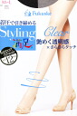 Moisturized transparent clear (Clear) (SCY inbreeding and ringtone pressure and one destination mesh reinforcement) ♪ 1050 yen buying and selection in ♪ sheer tights tights stockings wedding party stocking tights ladies!-z fs2gm