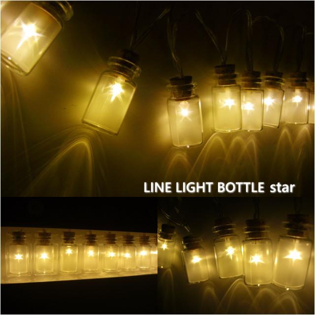 間接照明 壁 電池式 電飾 部屋 イルミネーション照明 ストリングライト
