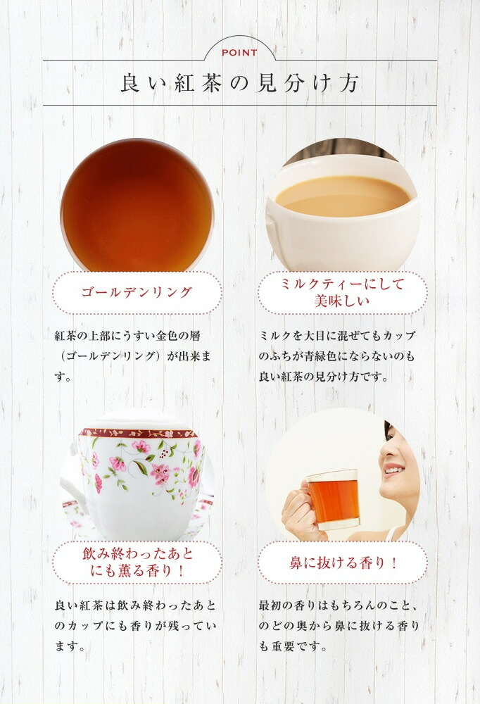 飛騨紅茶TOP6