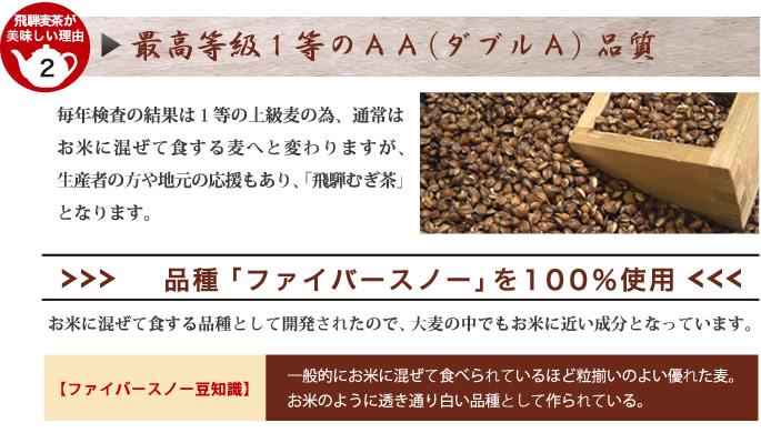 飛騨むぎ茶3