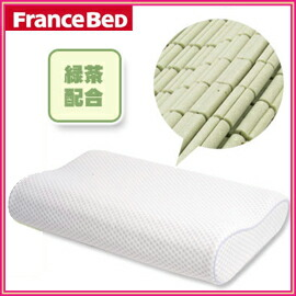 Restile フランスベッド低反発枕 緑茶配合枕 日本人に合う枕
