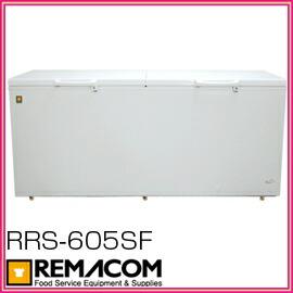 ■送料無料■レマコム 三温度帯冷凍ストッカー 605L RRS-605SF 冷蔵・チルド・冷凍調整型 急速冷凍機能付