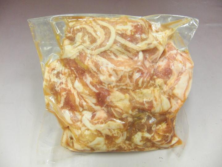 国産豚生姜焼き味付け