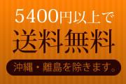 5400円以上送料無料