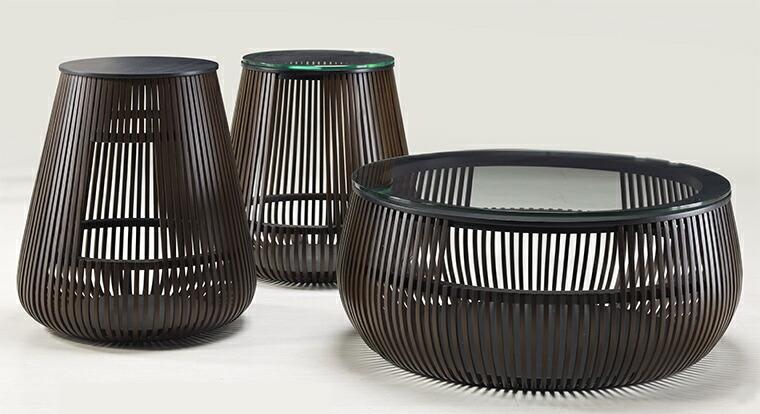 nagi  라쿠텐 일본: 대나무 소파 테이블/로우 테이블/천 강화 유리 ...