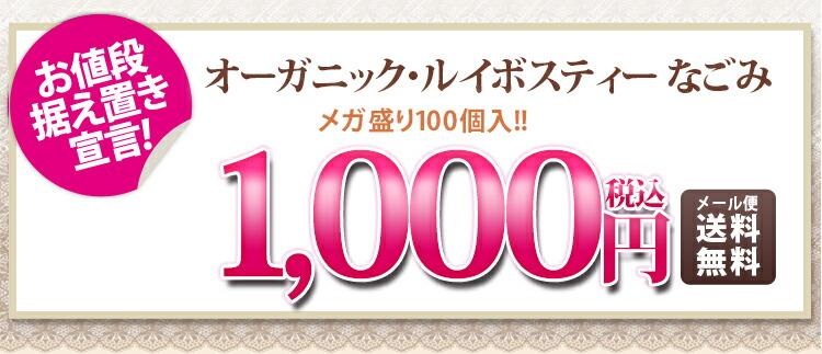 100個入り1000円