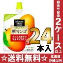180 g of 24 Coca-Cola Minute Maid dynasty mango pouch Motoiri [mango fruit juice jelly drink]