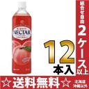 Sapporo Fujiya nectar peach 900 ml pet 12 pieces [Momo Momo Fujiya.