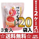 An ass rucksack foods fruit waste hot water strawberry and 57.6 g of citrons three meals *20 bag case [freeze dry kudzu starch gruel くずゆ]
