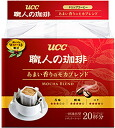 UCC artisan coffee drip coffee sweet aroma Mocha blend 20 servings × 12 bags x 2 together buy [regular coffee]