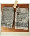 Sale chou chou de maman Nordic events pattern knit square leg W10P02jun13fs3gm