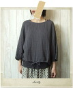 Sale * * alacrity×natural standard popular W gauze series Dolman soft blouse 10P22Nov13