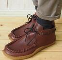 ●500 yen coupon distribution ● sale SECCHIARI MICHELE( セッキアーリミケーレ) middle cut moccasins shoes P12Sep14