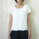 Sale price ¥ 15120 DoNEEyu ( donney ) lace blouse