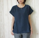 It is ろ tuck blouse 10P11Aug14 after grauworks (グロウワークス) peach face