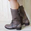 -Point up to 20 times-Lui e Lei ( Louella ) mid-length boots 10P12Oct14.