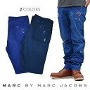 MARC BY MARC JACOBS MARC BY marc jacobs denim underwear jeans UNIFORM FIT JEAN