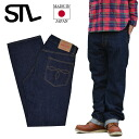 STL Jeans Esstee L jeans one wash denim underwear cell bitch Okayama product