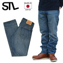 STL/ Esstee L SLIM FIT JEAN vintage denim underwear red ear cell bitch 735VX from Okayama
