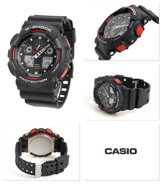 Casio Watch GA-100-1A4DR