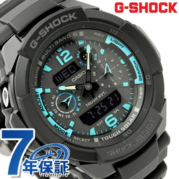 Shock gw 3500b watches men s waterproof dual display sport watches