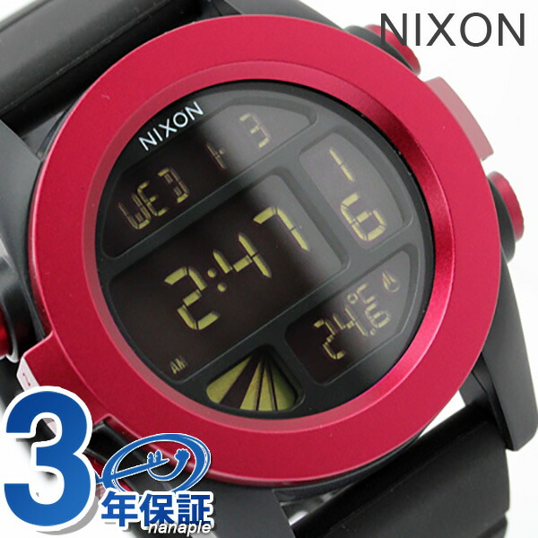 nixon the unit ss instruction manual