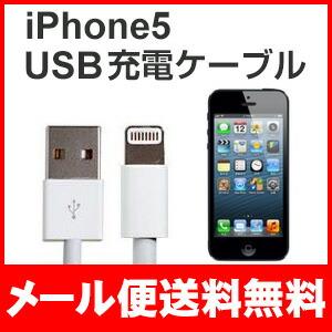 iPhone5 USBケーブル