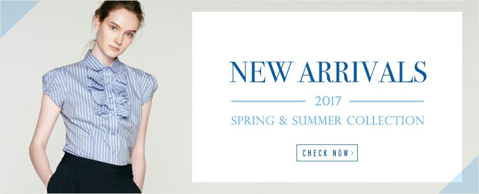 イタリア発!上質なシャツ&ブラウスブランド NARA CAMICIE