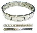 Titanium pure germanium bracelet germa15 stone HW6000