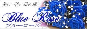 青い薔薇ブルーローズ
