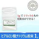 Sodium Hyaluronate Powder 1g [Handmade Cosmetics]