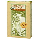 Green notes (GREENNOTE) henna herbal color orange-brown