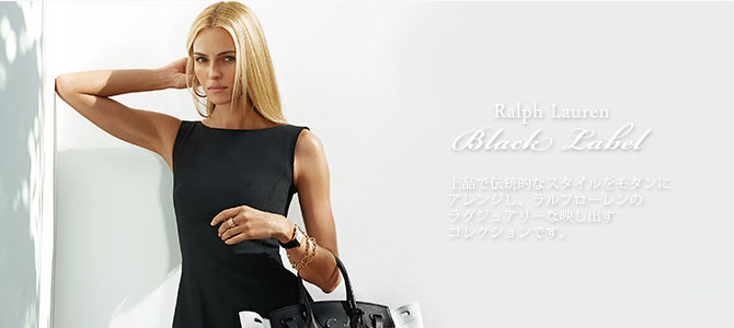��BLACK LABEL by Ralph Lauren��