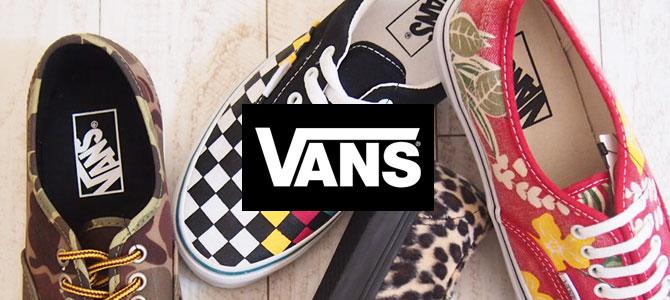 【VANS】