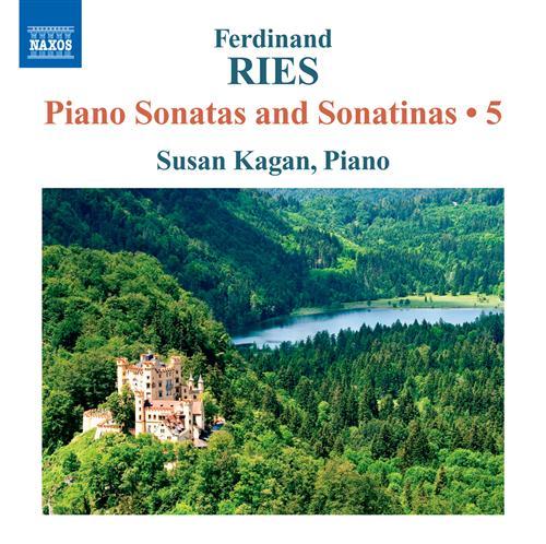 リース:ピアノ・ソナタとソナチネ 第5集