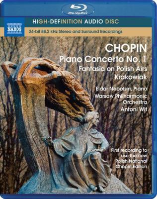 ショパン(1810-1849): ピアノ協奏曲 第1番/ ポーランドの歌による幻想曲 他
