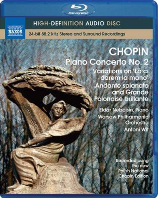 ショパン(1810-1849): ピアノ協奏曲 第2番 他