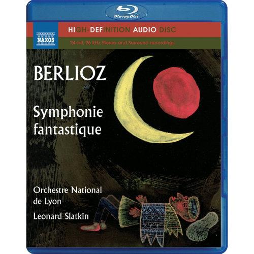 ベルリオーズ(1803-1869): 幻想交響曲(第2楽章のコルネット付きヴァージョン入り)/ 序曲「海賊」