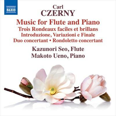 ツェルニー(1791-1857): フルートとピアノのための作品集