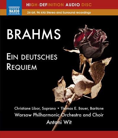 ブラームス(1833-1897): ドイツ・レクイエム Op.45