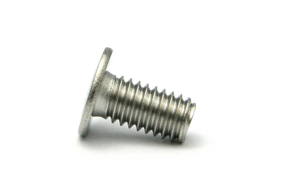 : Stainless steel and fabric ( ) pentane small screw (QUASTIX) M4×6 #585140