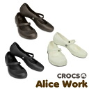 CROCS Alice Work Lady's clocks Alice work Lady's sandals pumps
