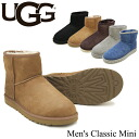 Ugg Australia UGG Australia Sheepskin boots men classic mini ( Men's Classic Mini)
