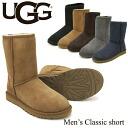 Ugg Australia UGG Australia Sheepskin boots mens classic short ( Men's Classic Short)